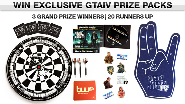 Gta San Andreas Prize Pack Giveaway
