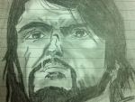 John Marston drawing by Alhuzaim
