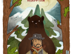 John Marston vs. Bear by Jim Rogers