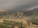 Red Dead Online - Familiar church
