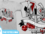 RDR-Inspired T-Shirt by robotrobotROBOT