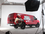 Red Dead Redemption Van Photoshoot