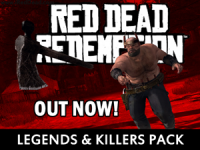 Legends and Killers DLC Available Now!