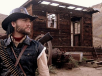 John Marston in Real Life, or RDR The Movie