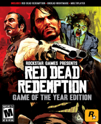 RDR Game of the Year Edition Available Now