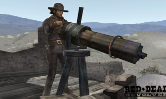 Red Dead Revolver on PSN
