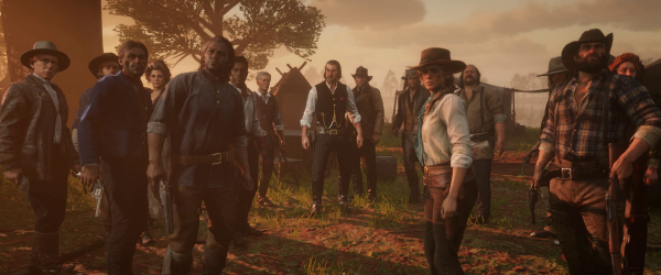 Characters Red Dead Redemption 2 Red Dead Redemption