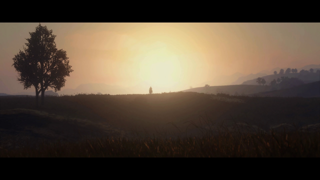 Greeting The Sun Red Dead Redemption