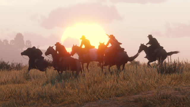 Red Dead Online - Posse up!