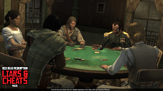 Red dead redemption eliminate all poker players armadillo