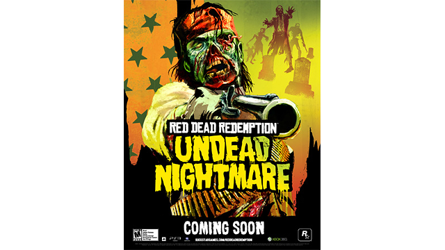 Undead Nightmare Poster