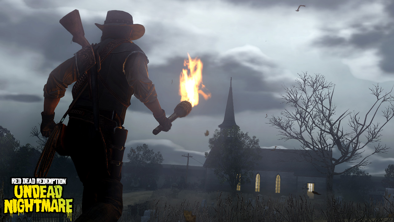 red dead redemption 2 undead nightmare release date